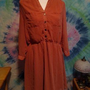 XL Charlotte Russe Dress